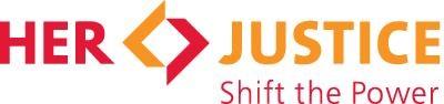 Her Justice logo